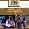 panfleto Mestre Marrom
