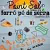 panfleto Forró Pé de Serra - Agrestes Agrestinos