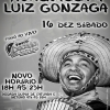panfleto Forró Lascado - Homenagem a Luiz Gonzaga