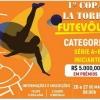 panfleto 1ª Copa La Torre Futevôlei