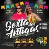 panfleto Sexta das Antigas - Thiago Alcântara e Karine Ramos