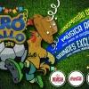panfleto Forró do Gallo 2018 - Brasil x Serbia