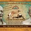 panfleto Pré-evento - Encontro Internacional de Capoeira Angola