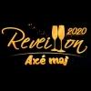 panfleto Reveillon Axé Moi 2020