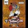 panfleto 1° Tattoo Girls Brasil