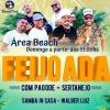 panfleto Feijoada Pagode & Sertanejo