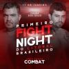 panfleto Fight Night