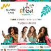 panfleto ELBA convida Marlene de Castro, Silva e Gilmelândia