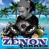 panfleto DJ Zenon Torres