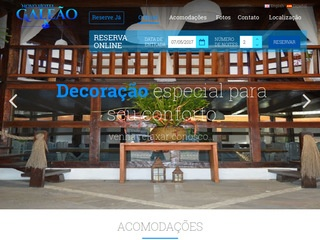 panfleto Hotel Canoas